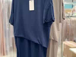 Сток женской летней одежды
