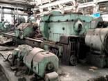 Тяжелый токарный станок, lathe Stankoimport Kramatorsk, 1А665 - фото 2