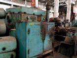 Тяжелый токарный станок, lathe Stankoimport Kramatorsk, 1А665 - фото 3