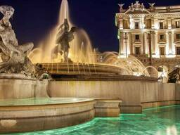 Услуги переводчика в Риме и регионе.