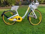 Велосипеды для bike sharing - photo 1