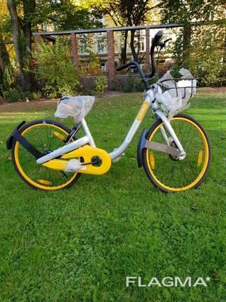 Велосипеды для bike sharing