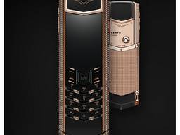 Vertu DE PARIS RED GOLD