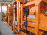 Блок-машина для производства тротуарной плитки R-1000 Швеция - фото 7