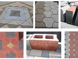 Вибропресс для производства тротуарной плитки R-400 Эконом - photo 7