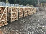 We are selling beech firewood. - фото 1