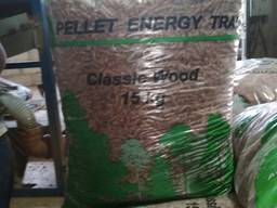 Wood pellet from manufacturer. UA - photo 3