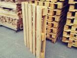 Wooden pallets 2-nd grade - фото 6