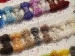 Yarn пряжа на бобинах